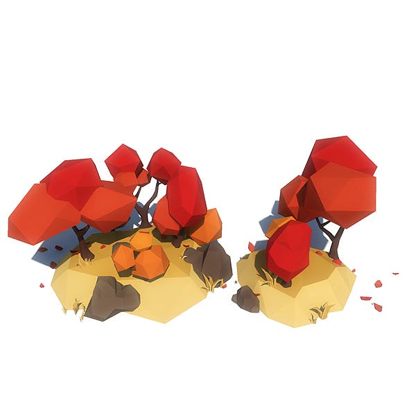 Autumn Trees