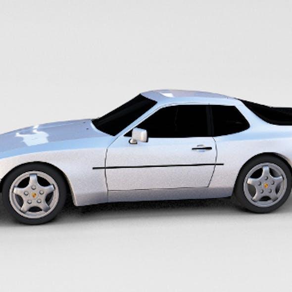 Porsche 944 Turbo S rev