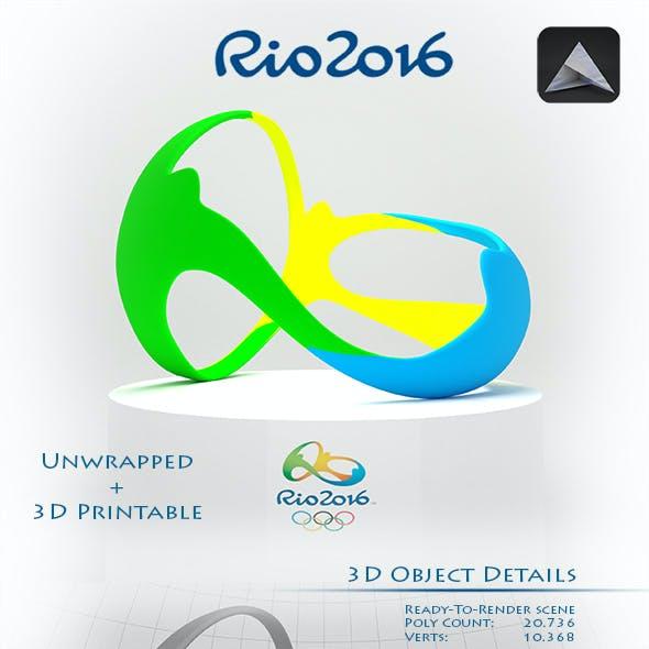 Rio 2016 Olympic Games Logo