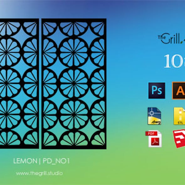 lemon 3d screen pd_N01