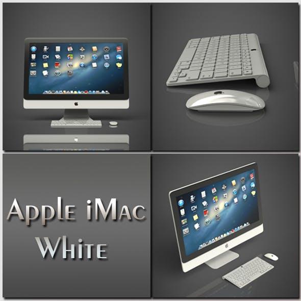 Apple iMac white