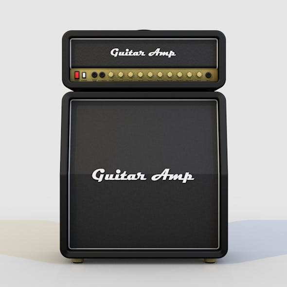 GUITAR ROCK AMPLIFIER
