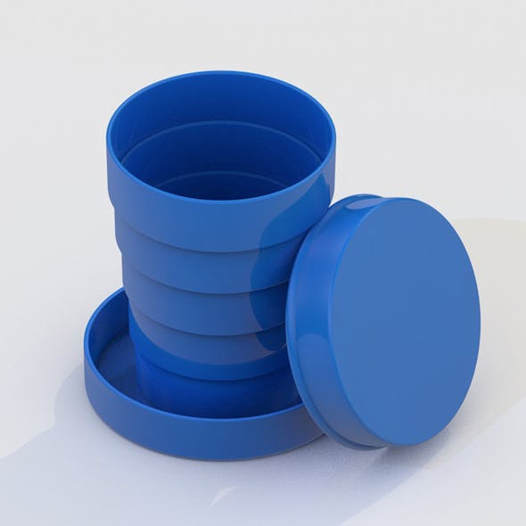 TELESCOPIC CUP