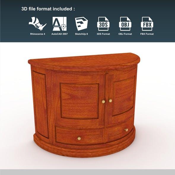 Secapo Cupboard