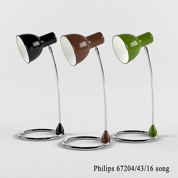 Desk lamp Philips 67204/43/16 Song