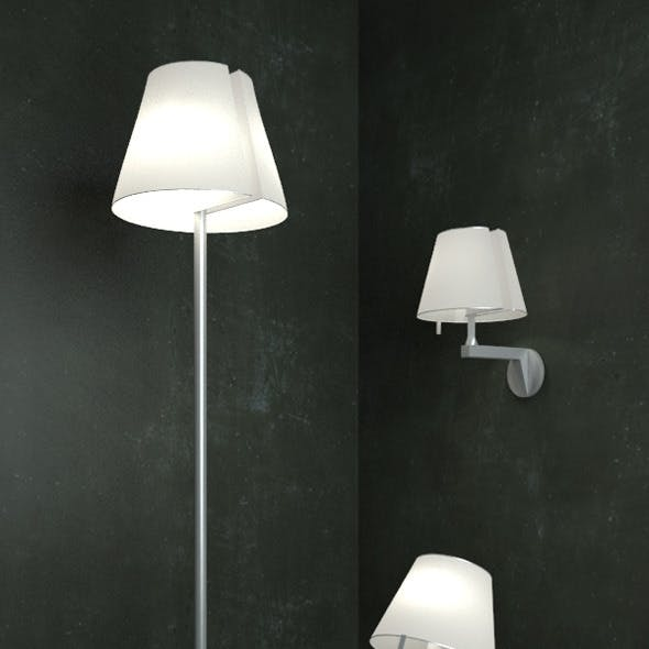 Melampo Lamps