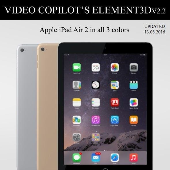 Element3D - Apple iPad Air 2
