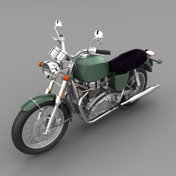 Generic motorbike