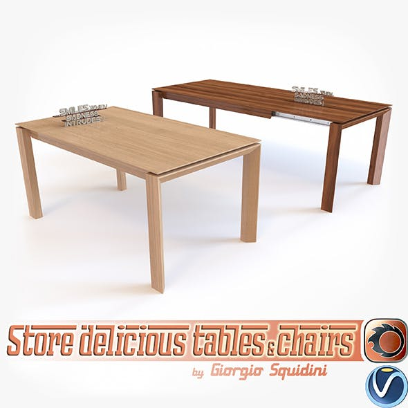 Table OMNIA CALLIGARIS