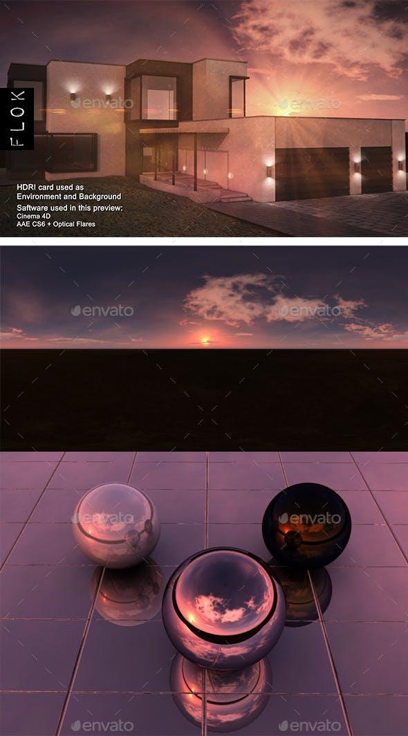 Sunset Desert 71 - 3DOcean Item for Sale