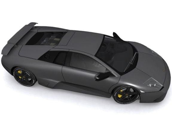 Lamborghini Murcielago LP640  - 3DOcean Item for Sale