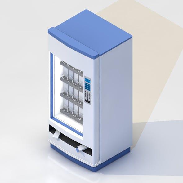 BLISTER DISPENSER VENDING MACHINE by aquilesadrianza | 3DOcean
