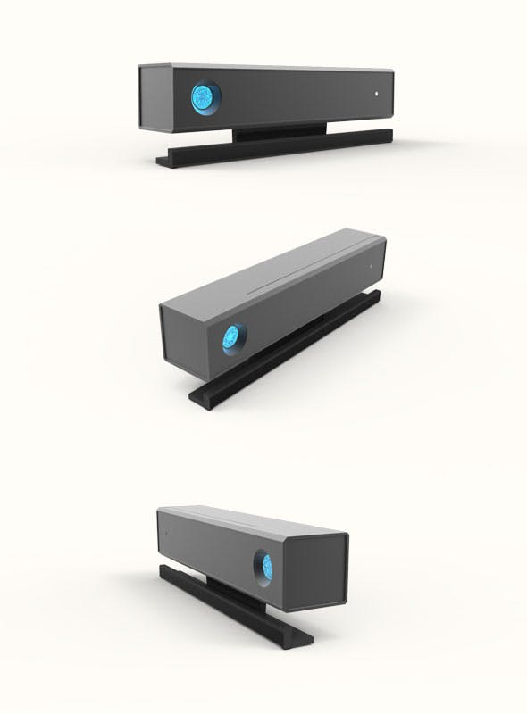 Kinect 3d Model - 3DOcean Item for Sale