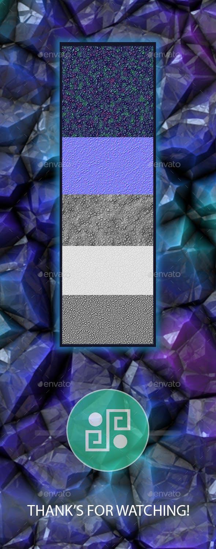 Alien Stone Texture - 3DOcean Item for Sale