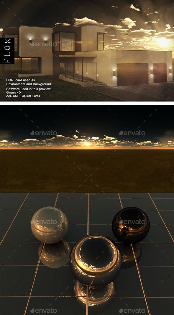 Sunset Desert 76 - 3DOcean Item for Sale