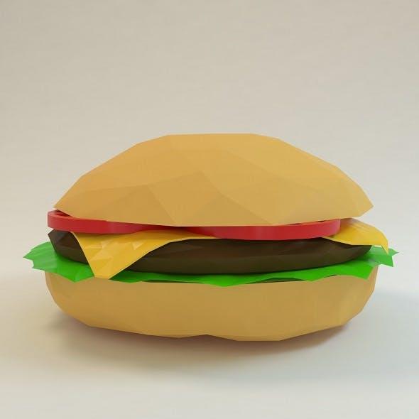 heeseburger - 3DOcean Item for Sale