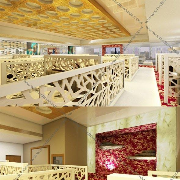 Classic Restaurant interior 139
