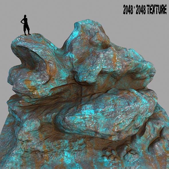 Mount_Rock.7 - 3DOcean Item for Sale