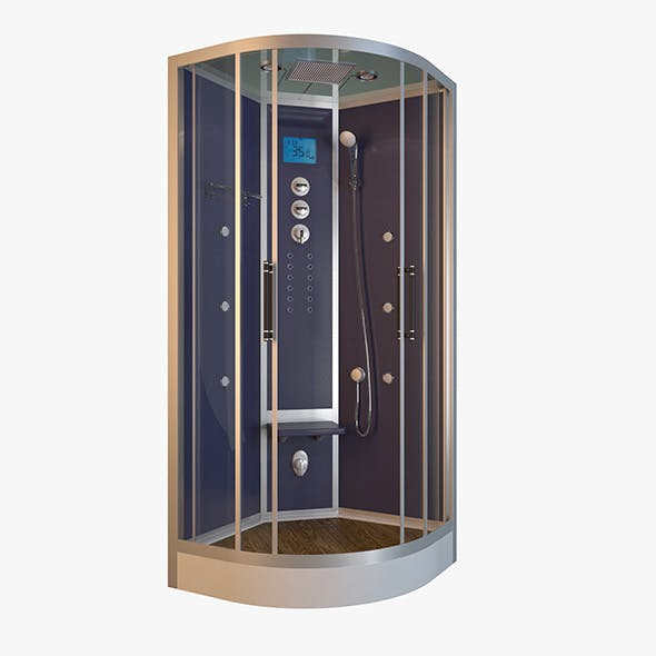 Shower Steam Cabine
