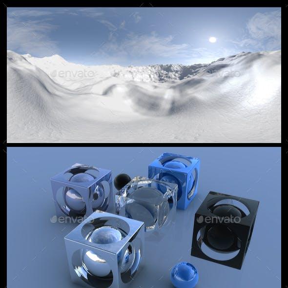 Snow 3 - HDRI