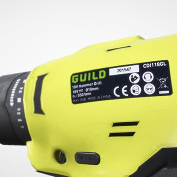 Drill Machine 18V Guild