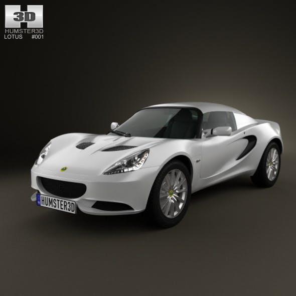 Lotus Elise 2012 - 3DOcean Item for Sale