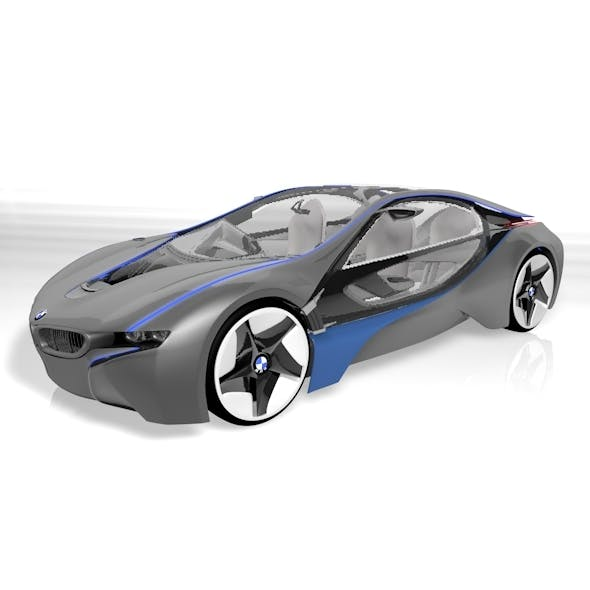 Bmw i8 Concept - 3DOcean Item for Sale