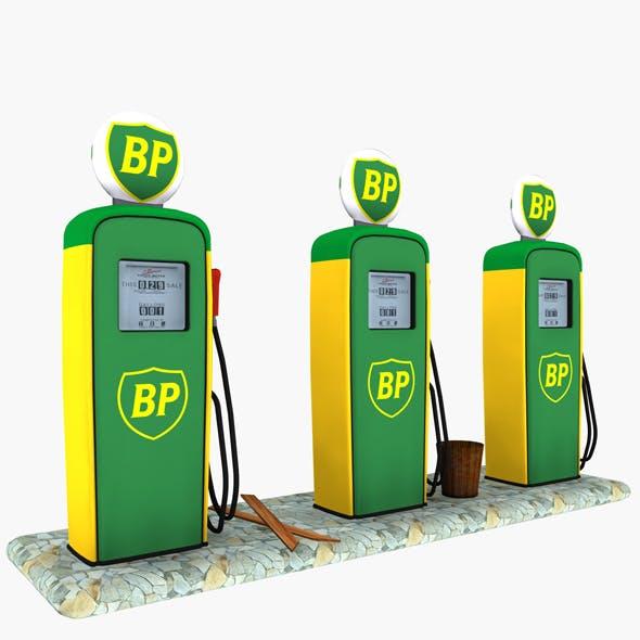 Gas Pump BP