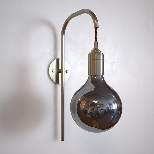 Big Bulb Wall - 3DOcean Item for Sale