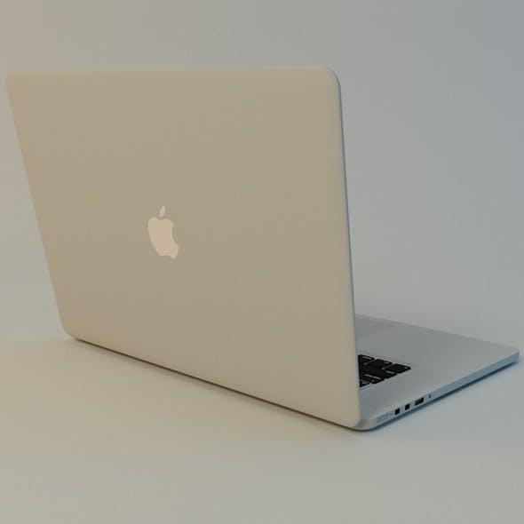 Element3D-Apple Macbook Pro Retina 2013 - 3DOcean Item for Sale