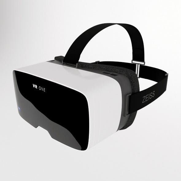 ZEISS VR ONE GX  - 3DOcean Item for Sale