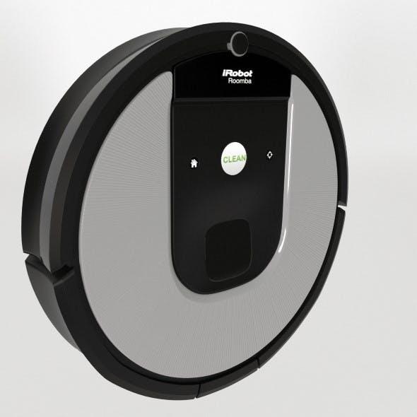 iRobot Roomba 960 - 3DOcean Item for Sale