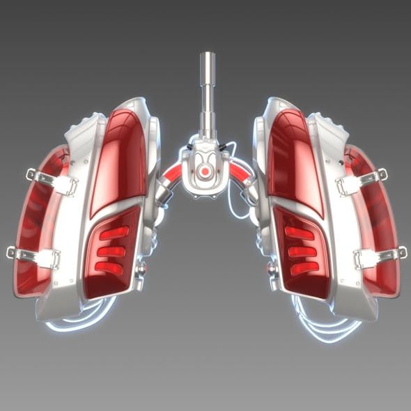 Mechanical lungs concept