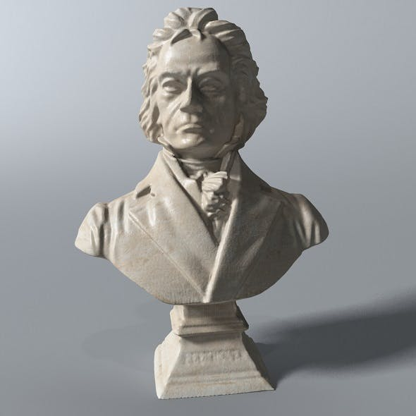 Beethoven Bust