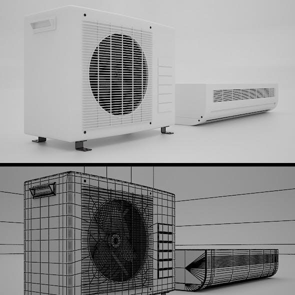 3d Split AC