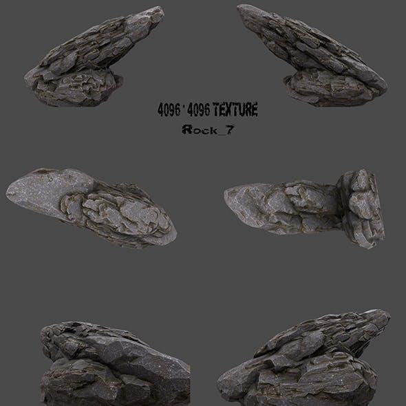 Rock_7 - 3DOcean Item for Sale