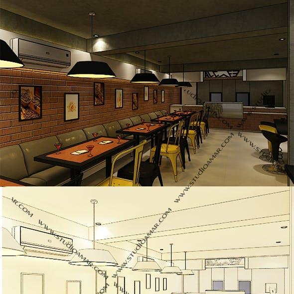 Realistic Restaurant 157