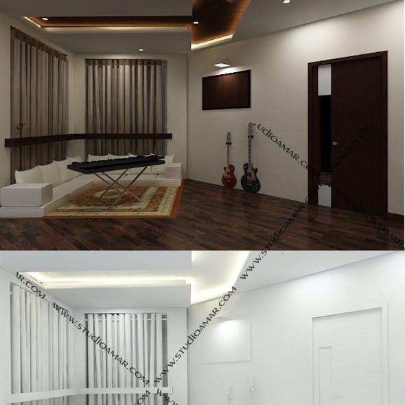 Classic Living room 167