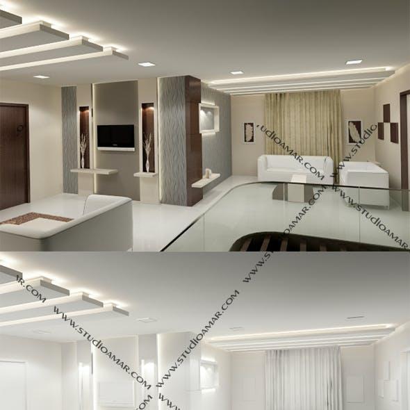 Classic living room - 174