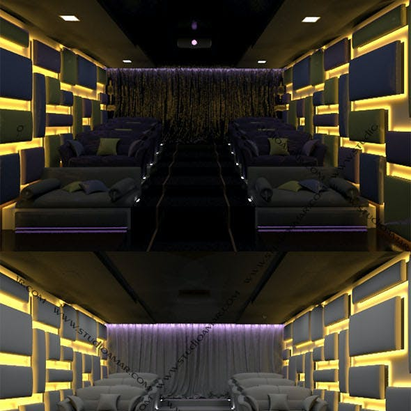 Trendy Home theatre 182