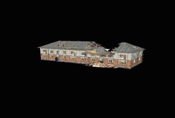 Brick House - 3DOcean Item for Sale