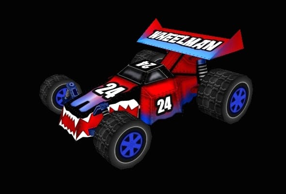 Car 10 - 3DOcean Item for Sale