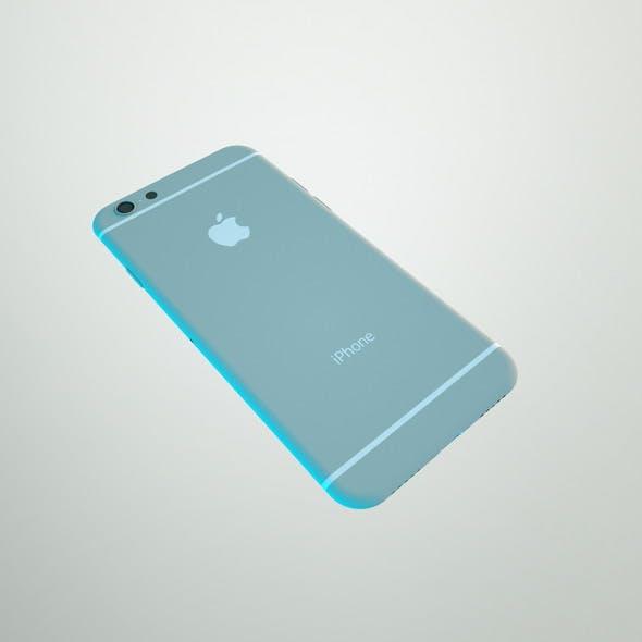Element3D iphone7 - 3DOcean Item for Sale