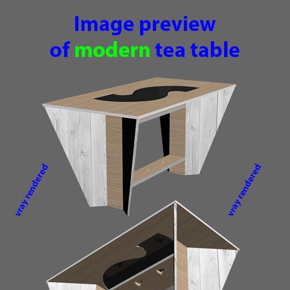 Tea table (unique)