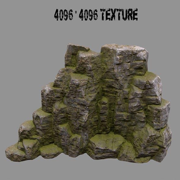 rock mountain 4 - 3DOcean Item for Sale