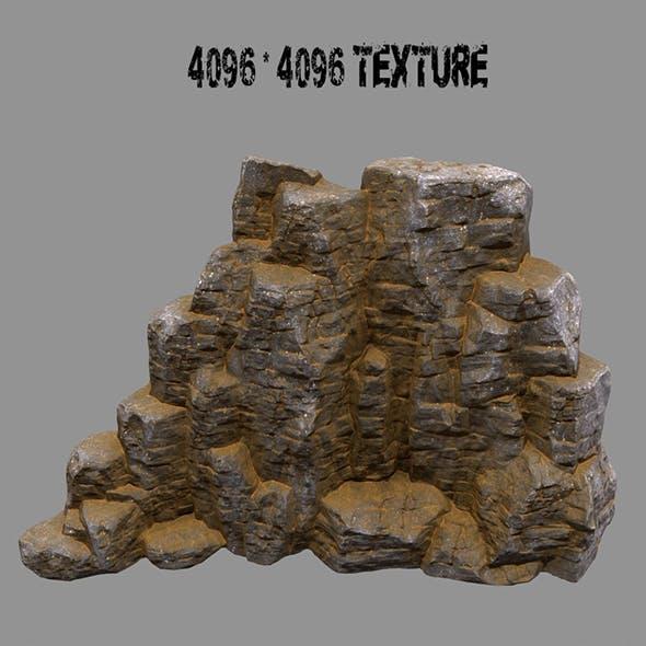 rock mount 5 - 3DOcean Item for Sale