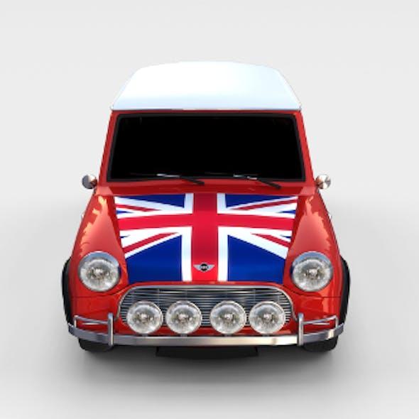 Mini Cooper Rally Edition