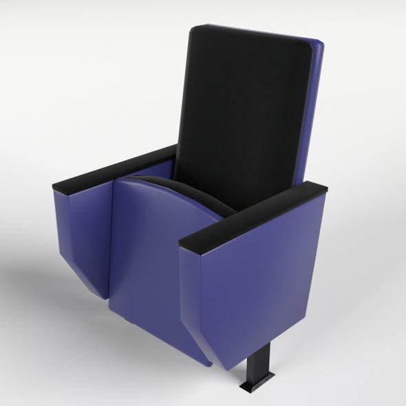 Cinema Theater Armchair 2