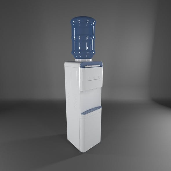 water cooler - 3DOcean Item for Sale