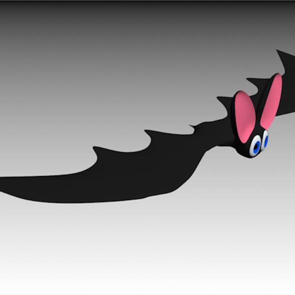 A funny bat